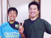 平野さん 13歳 男性 津島市