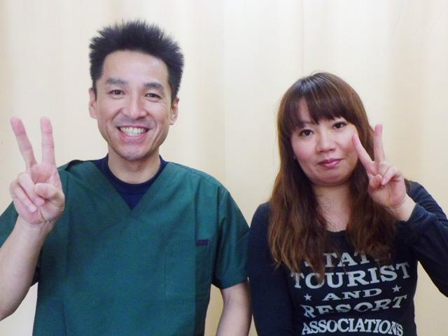 Yさん 33歳 女性 津島市
